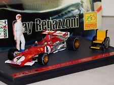 FERRARI 312B #4 CLAY REGAZZONI ITALIA GP 1970 CLUB ANNIV. BRUMM LIM. S10/19 1:43