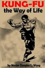 Kung Fu My Way of Life Book Douglas Wong chinese martial arts instructional