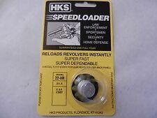 HKS Speedloader;  NEW;  22-HR;  9-Shot;  22 LR;  Fast & Dependable