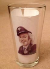 ON THE BUSES Jack PINT SIZE BEER GLASS