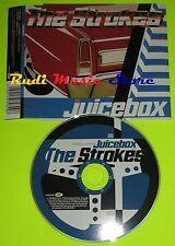 CD Singolo THE STROKES Juicebox Eu 2005 ROUCH TRADE RTRADSCDX282   mc dvd (S7)