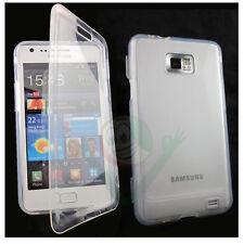 Funda Jelly Toque cubierta transparente pr Samsung Galaxy S2 i9100 S2 Plus