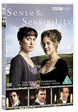 Sense and Sensibility (DVD, 2008)