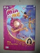 XXXX Mohn , Mia and me , Mia und die Elfen , Band 1 , b , Schneider