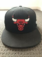 Chicago bulls New Era Fitted Cap Size 7 1/2