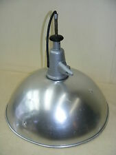 großer alter Strahler  Bauhaus Art Deco Design Lampe Flutlicht Tripot Spot
