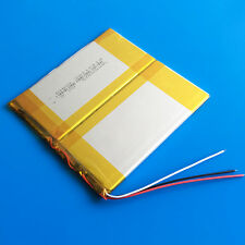 3.7V 6000mAh LiPo Battery 38110114 for Tablet PC DVD Mobile phone Power Bank MID