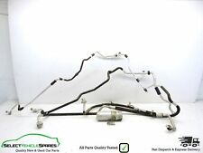 AUDI A4 B7 2.0 TFSI SET OF AIR CONDITIONING PIPES A/C AIR CON HOSES 2005-2008
