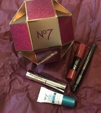 No7 Little Bauble Of Beauty Cosmetics Gift Set (worth £26) BNIB - Ideal Gift Set