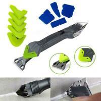 1 Set 5 in 1 Plastic Caulking Tools Sealant Remover Set Scraper Tool Kits H7F5