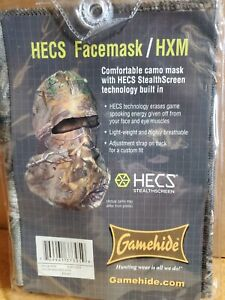 Gamehide HECS Facemask HXM Realtree XTRA