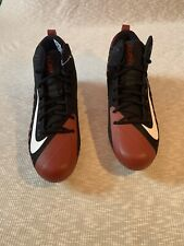 Nike Alpha Menace 922813-016 Mens Football Cleats Maroon White Lacrosse Size 13