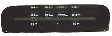 1967-1972 Ford Truck Digital Dash Panel White LED Gauges Lifetime Warranty