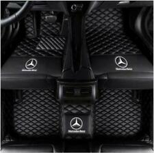 For Mercedes-Benz 2004-2019 Luxury Waterproof Front & Rear Liner Car Floor Mats