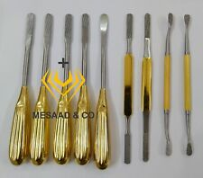 Nasal Rasp Rhinoplasty Nasal Nose Job Rasps Care Instruments Set Of 9 Pcs