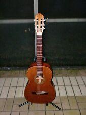 VINTAGE JESUS ESCOBAR VASQUEZ classical guitar RARE GORGEOUS GOOD SOUND