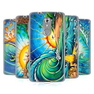 OFFICIAL DREW BROPHY SURF ART 2 GEL CASE FOR ZTE PHONES