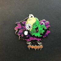 Nightmare Before Christmas Dark Side Collection - Jack & Oogie Disney Pin 57279