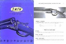 SMFM 1959 (French - Societe Moderne de Fabrications Mecaniques - Electric Guns)