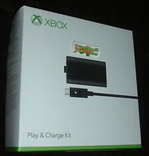 Official Microsoft XBOX ONE Play and Charge Kit NEW SEALED FREE UK p&p