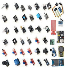 NEW 45 in 1 Sensors Modules Starter Kit For arduino X89