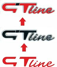 Renault Megane Clio Twingo GT Line Badge Overlay Stickers Decals anycolour x2
