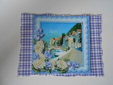 Pack 2 sunny med scène embellissement pour cartes et artisanat