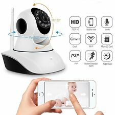 ProElite IP01A WiFi Wireless HD IP Security Camera CCTV [Dual Antenna]