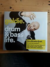 goldie. drum & bass life. - Various Artists (NEW 4CD)
