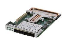 Emulex OCm14104B-N1-D 10GbE SFP+ Quad Port rNDC Dell 5VK2G