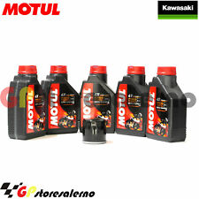 KIT OLIO + FILTRO MOTUL 7100 10W50 KAWASAKI 1700 VN VOYAGER CUSTOM 2012