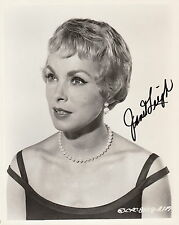 JANET LEIGH ~ HAND SIGNED ~ TELEVISION AND FILM ACTRESS ~ c. - 1950