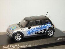 Mini Cooper IAA 2003 - Minichamps 1:43 in Box *34581