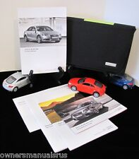 2011 Audi A4  Owners Manual Set #O775
