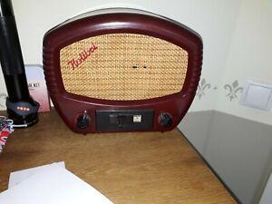 DDR VEB Röhrenradio Kolibri