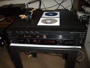 Sony RCD-W50C 5CD Changer/CD Recorder