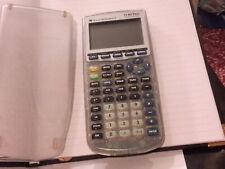 TI-83 Plus Edition Graphing Calculator Texas Instruments TI83+ Transparent