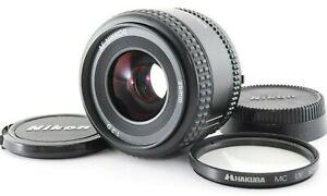 【Excellent+++】Nikon AF Nikkor 35mm F2 D Wide Angle Auto Focus Lens From JAPAN
