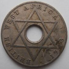 África Occidental Británica Half Penny 1943