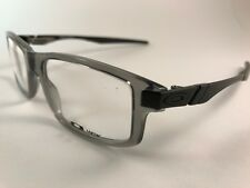 3768e009ae9 New Authentic Oakley Eyeglasses OX 8035 0452 Trailmix grey smoke wpouch
