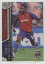 2007 Upper Deck MLS Robbie Findley #89