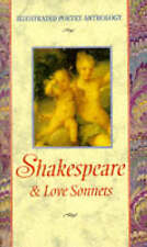 Shakespeare and Love Sonnets (Illustrated Poetry Anthology), William Shakespeare