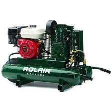 Rolair 5.5-HP 9-Gallon Gas Wheelbarrow Air Compressor w/ Honda Engine