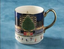 Anthropologie Christmas in the City New York Mug-NIB SOLD OUT