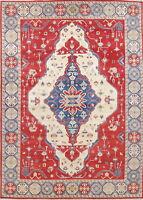Oriental Kazak Wool Handmade Palace Size Geometric Area Rug NEW 10 x 15 Carpet
