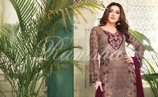 Ramsha Embroidered Chiffon Collection Vol 12