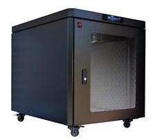 "12U 35""  Sound proof Network IT Server Cabinet Enclosure Rack Accessories FREE"