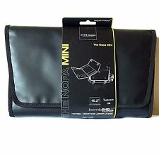 Acme Made Black Nopa Tri Fold Mini Laptop Bag Macbook Ultrabooks