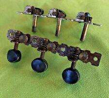 Vintage 1800s 1900s Parlor Riveted Guitar Tuners 1890 1905 Antique Washburn Lyon