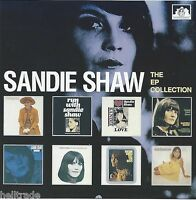SANDIE SHAW / THE EP COLLECTION * NEW CD * NEU *